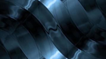 Looped Dark Blue Background