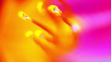 fondo de arte de flor suave