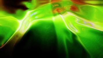 modelli di luce liquida astratti fluiscono e brillano