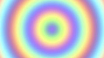 hipnotizantes círculos giratorios