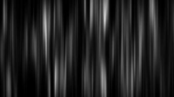 animação em loop de linhas gradientes verticais em preto e branco