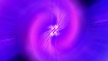 luz gradiente retorcida azul-roxa