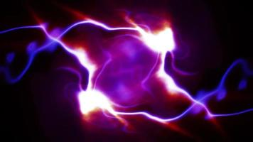 fulmini elettrici scintillanti scintille incandescenti