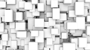 los cubos pulsan, desplazan y extruyen