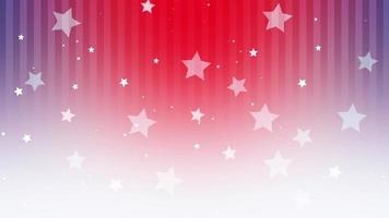 fond de pluie d'étoiles