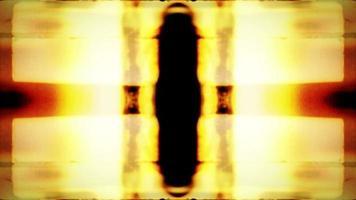 kaléidoscopique de formes grunge scintillantes video
