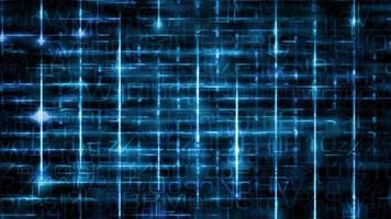ein futuristischer technischer Gitterhintergrund