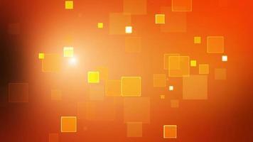 fundo de movimento de cor laranja quente.