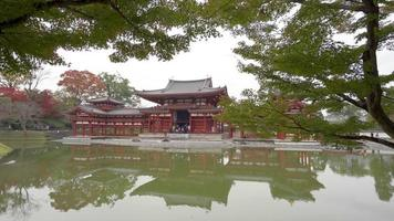 Byodoin-Tempel, Byodo-In, Uji-Stadt, Kyoto, Japan video