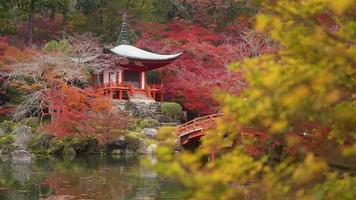 templo daigo-ji, kyoto, japón