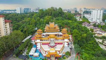 Templo de Thean Hou en Kuala Lumpur, Malasia video