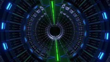 boucle dj hyper tunnel spatial