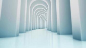 fondo de pasillo abstracto