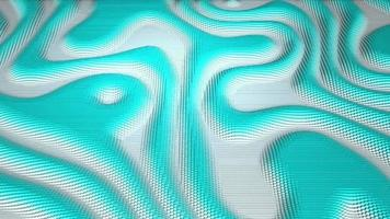 3D net waves Background