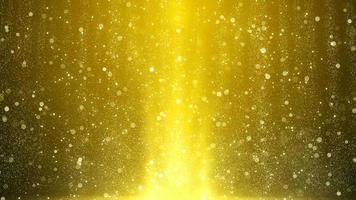 fundo de ouro reluz video