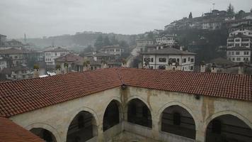 posada histórica y famosas casas turcas de safranbolu video