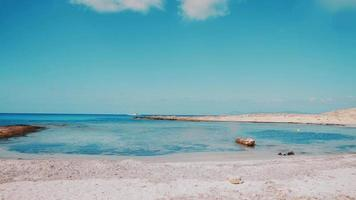 Balearic Island Formentera Secret Beach