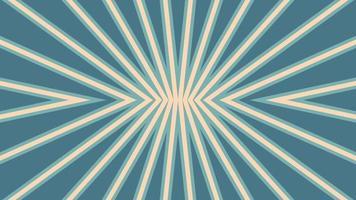 raios azuis e brancos movendo-se em uma ilusão reflexiva