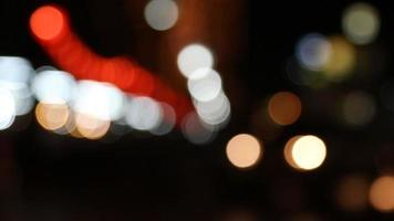 Beautiful Light Bokeh Montage