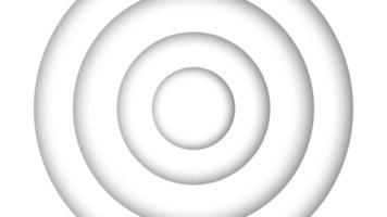 vídeo animado de 3 círculos sobrepostos