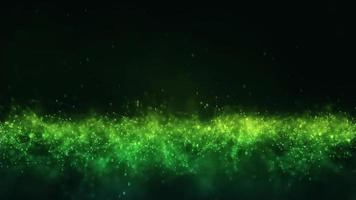 Abstract Network Background Concept video