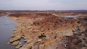 gran cañón de tailandia invisible video