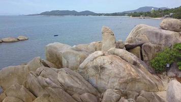 Hinta Hinyai landmark Tourist Attraction In Ko Samui.