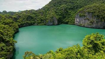 Angthong Islands, koh Samui, Thailand video