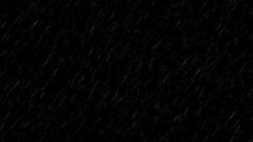 gotas de chuva caindo no fundo video