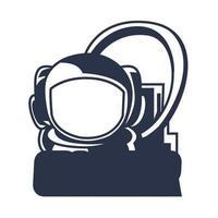 astronauta ingking ilustración ilustraciones