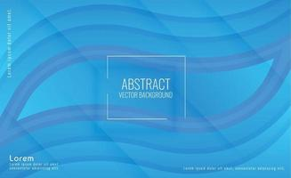 Abstract Modern Wave Vibrant Background