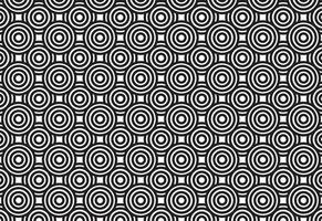 Round shape background design vector
