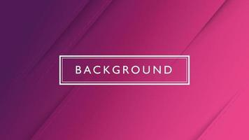 Paper cut background with purple color gradiation vector