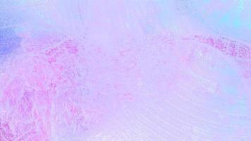 abstrakter schillernder blau-rosa Hintergrund