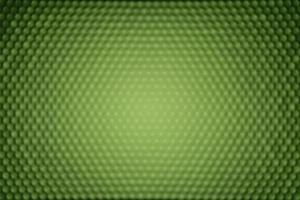 Panel of blurred green LED lighting