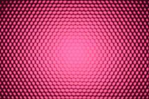 Panel of blurred pink LED lighting
