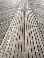 Boardwalk on Coney Island Beach