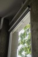 Window in a loft