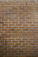 Brick wall vertical background photo