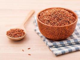 Whole grain rice