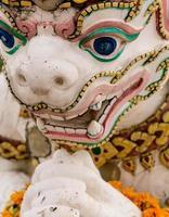 Krabi, Thailand, 2020 - Close-up of a monument