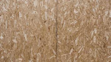 tarima de madera de partículas foto