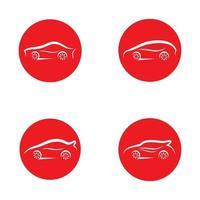Car logo images illustration vector