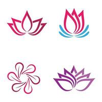 Beauty lotus logo images