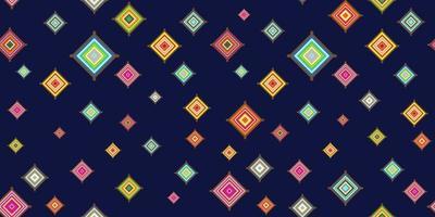 Ornamental graphic art decorative seamless wallpaper vector