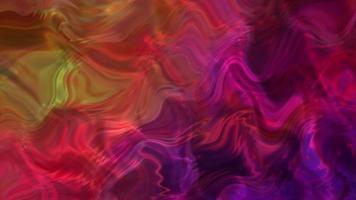 fundo multicolorido abstrato video
