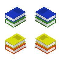 Isometric Book Set