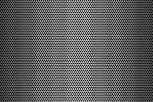 Abstract Metal Silver background vector