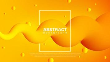 fondo fluido degradado abstracto vector