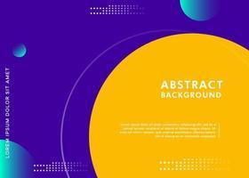 diseño de fondo moderno abstracto